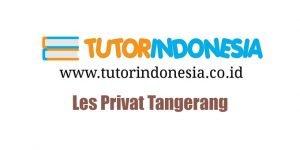 Les Privat Tangerang Tutorindonesia.co.id