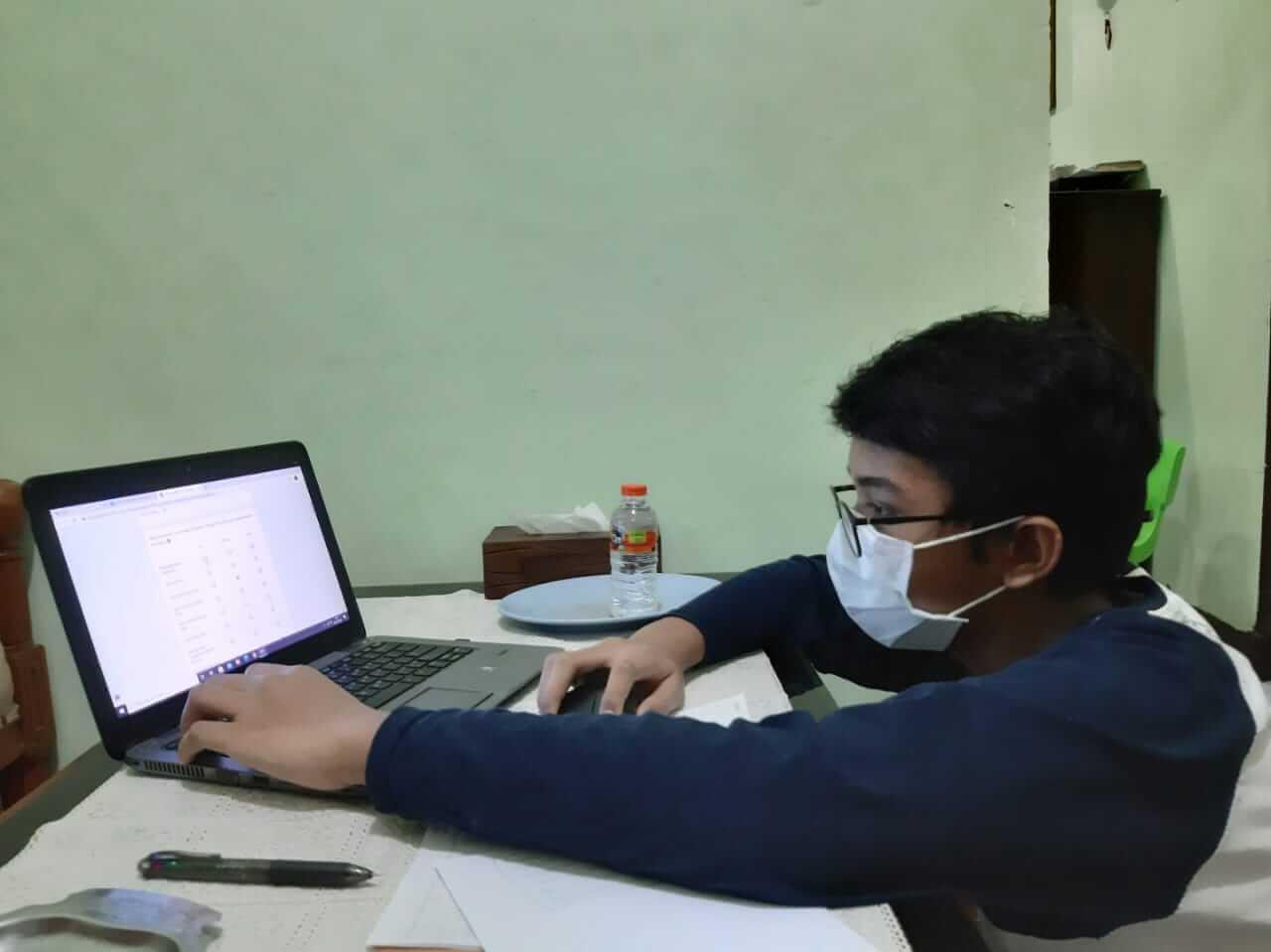 guru les privat Padang