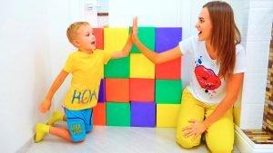 Luangkan waktu bermain bersama anak walaupun moms bekerja